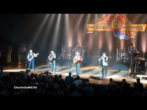 """Doobie Brothers """"Black Water"""" live @ the Belk Theater May 5, 2015, Charlotte NC"""