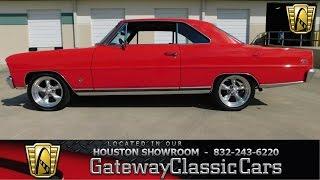 1966 Chevrolet Nova - Gateway Classic Cars of Houston #497