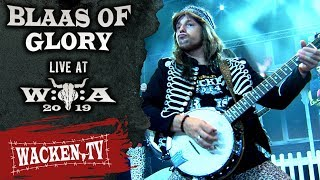 Blaas of Glory - The Final Countdown - Live at Wacken Open Air 2019