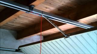 Garagedeur opener WR Rademacher Rolloport S1