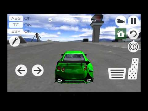 5 багов в игре Extreme Car Driving Simulator