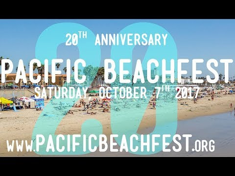 2017 Pacific Beach Fest Mens Final Samuels & Ospina vs Satterfield & Shavit