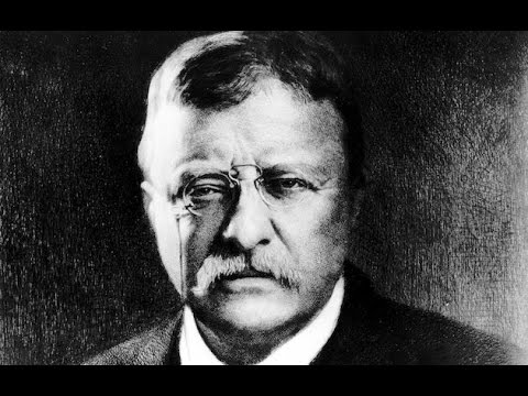 THE EXHUMATION OF THEODORE ROOSEVELT APRIL 27th, 1919