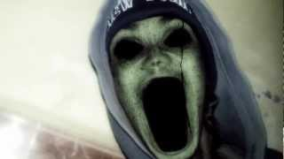 """Scary Demon Face + Sound Fx (After Effects Cs6) """"Horror"""" ♣"""