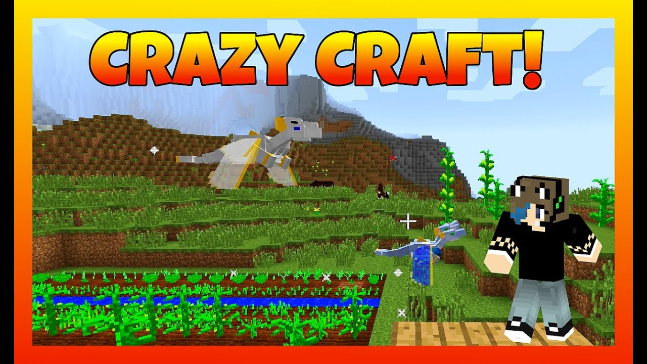 crazy craft mod minecraft monday ep103 craft mod pack showcase 1794