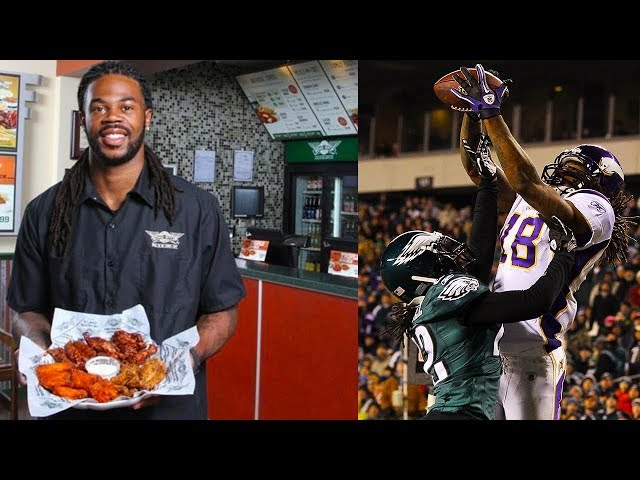 What Happened to Sidney Rice? (New Wingstop King?)