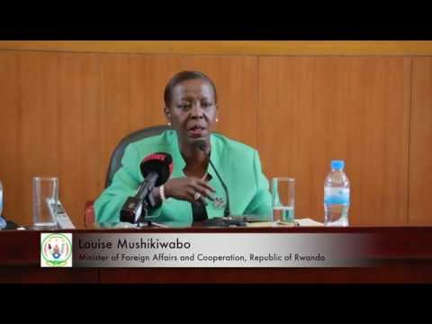 Bilateral Press Conference - Rwanda and Belgium | 8 January 2015