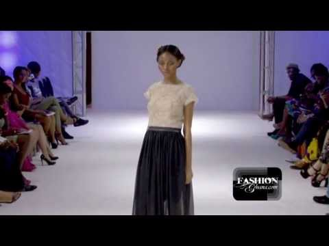 [HD] Tap Designs @ Ghana Fashion & Design Week 2013 / Day 1 - Ready To Wear