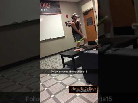 Eric Roberts Dancing