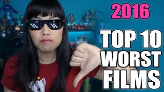Top 10 worst movies of 2016