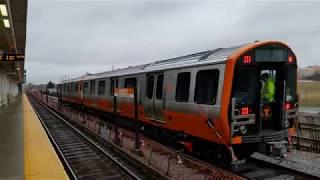 MBTA - 2017 CRRC #14 Orange Line Cars 01400-01401 (1)