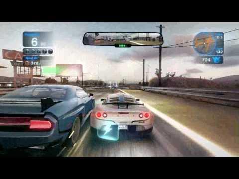 Blur PC Gameplay (on GTX275)
