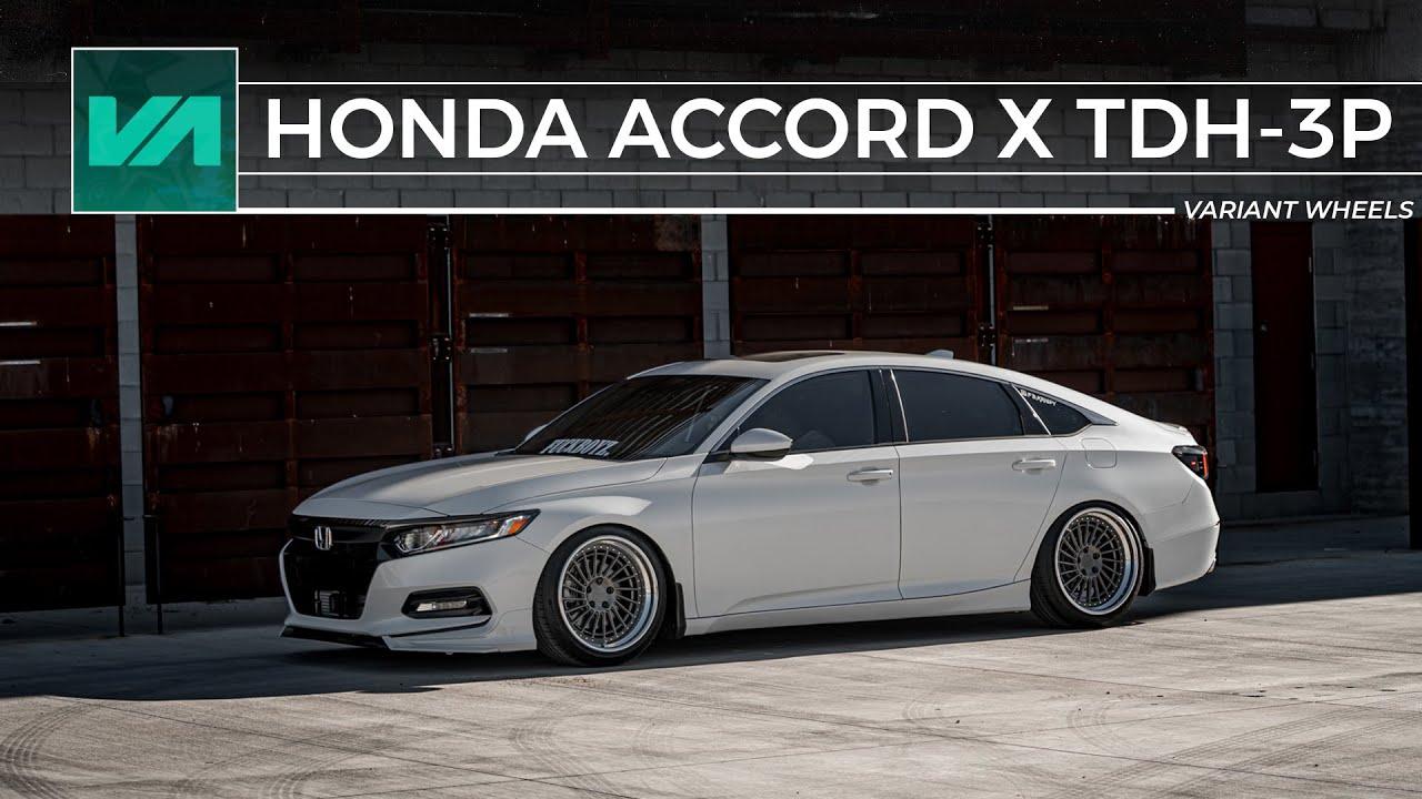 2020 Honda Accord // TDH-3P // Variant Wheels - YouTube