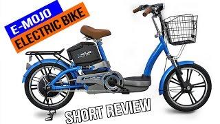 E-MOJO Electric Bike (Short Review)