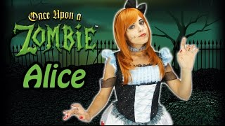 Once Upon A Zombie Alice Halloween Costume Review by The Toon Studio
