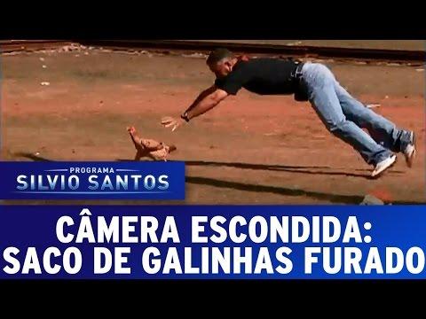 Câmeras Escondidas: Saco de Galinhas Furado