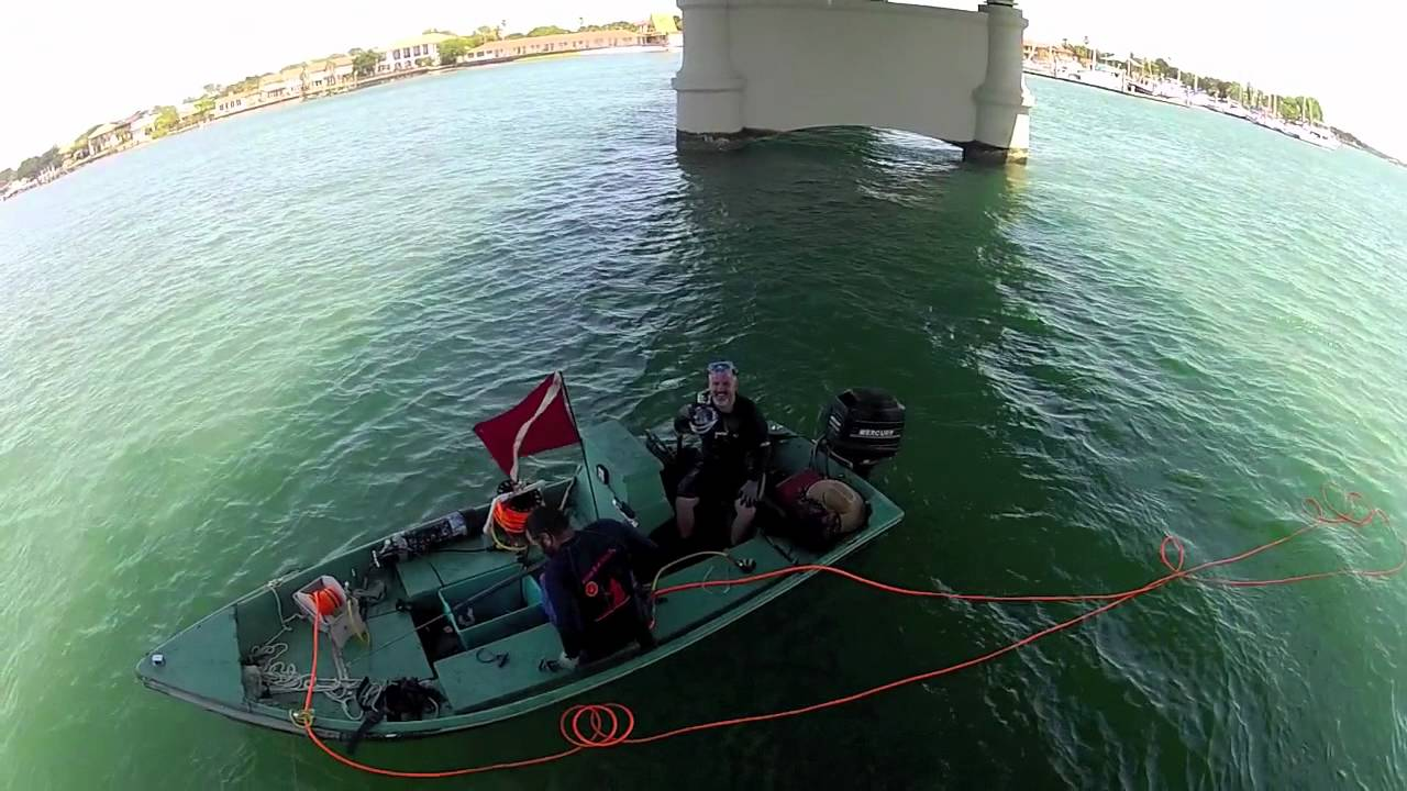 Matanzas spearfishing co spearfishing 101 428 bridge for Matanzas inlet fishing