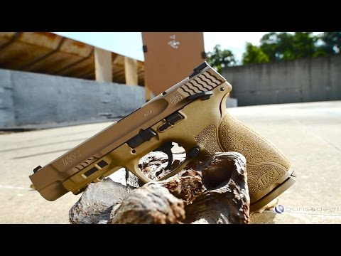 M&P M2.0 Pistol - New from Smith & Wesson!
