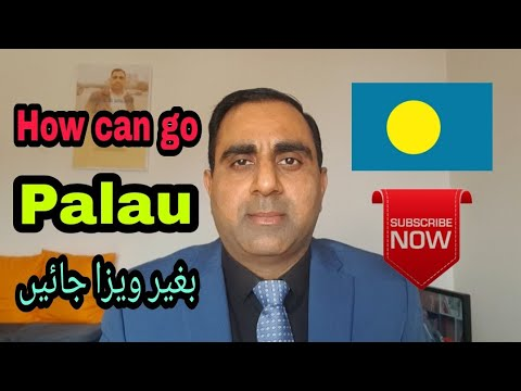 Palau visit with on arrival visa | Traveler777