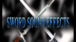 Sword Sound Effects (HQ)