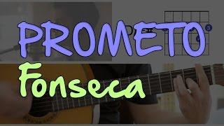 Prometo Fonseca Tutorial Cover - Acordes [Mauro Martinez]