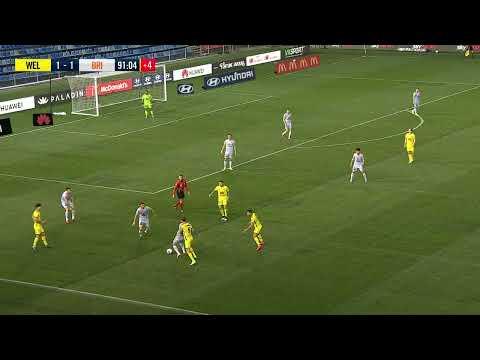 Hyundai A-League 2019/20: Wellington Phoenix v Brisbane Roar FC (Full Game) - 05/08/2020