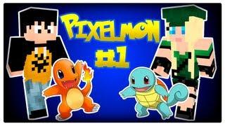 Pixelmon [3ªTemporada] // O Inicio da jornada !!! (Feat. LadySparda)