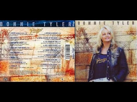 Bonnie Tyler - Wings [Full Album]