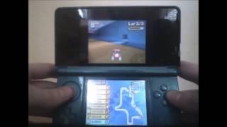 Let ' s Play da: Blüte: Cartoon Network Racing für den DS: Gameplay und Kommentar