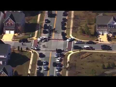 Prince George's County police officer, suspect shot, killed