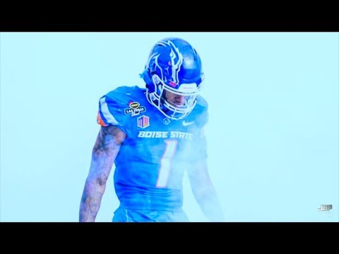 Most Dynamic WR in the MWC || Boise State WR Cedrick Wilson Career Highlights ᴴᴰ