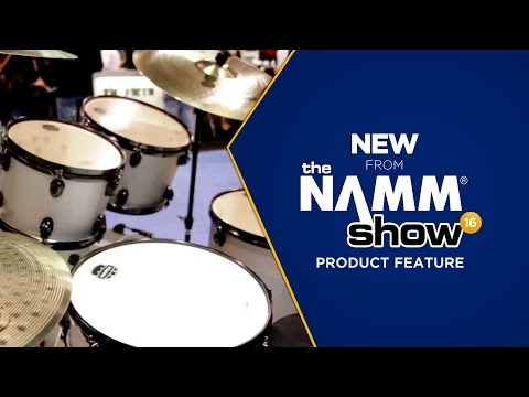 Live at NAMM 2016 - Mapex Storm Series Drum Kits