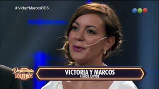 Repeat youtube video Conocé a Vicky y Marcos de Olavarría - Despedida de Solteros