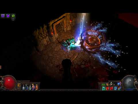 Poe Rightous Fire Build Gems