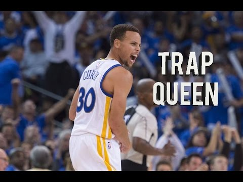 Fetty Wap - Trap Queen | Stephen Curry vs New Orleans Pelicans | 2015/16