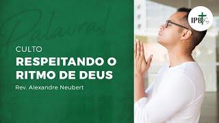 Culto de Adoração - IPB Faz - 31/01/2021