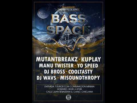 DJ Wavs - Bass Space