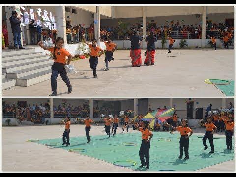Choona Hai Hame Aasmaan - J. B. International School