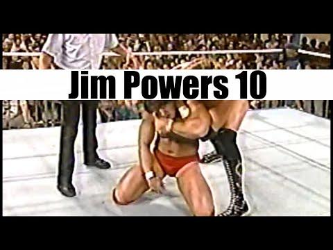 Jim Powers vs Ted DiBiase 2: Jobber Squash Match