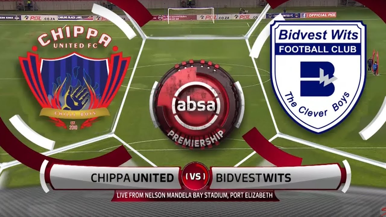 Absa Premiership 2018/19 | Chippa United vs Bidvest Wits
