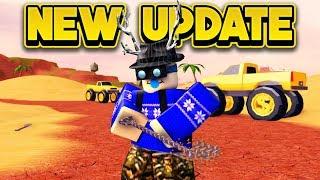 NEW JAILBREAK UPDATE THIS WEEKEND! (ROBLOX Jailbreak)