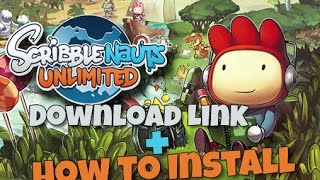 Scribblenauts : Unlimited PC | (Download Link + How To install)