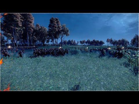 Самая красивая графика в игре! [Троны Британии] - Total War Saga: Thrones Of Britannia #8
