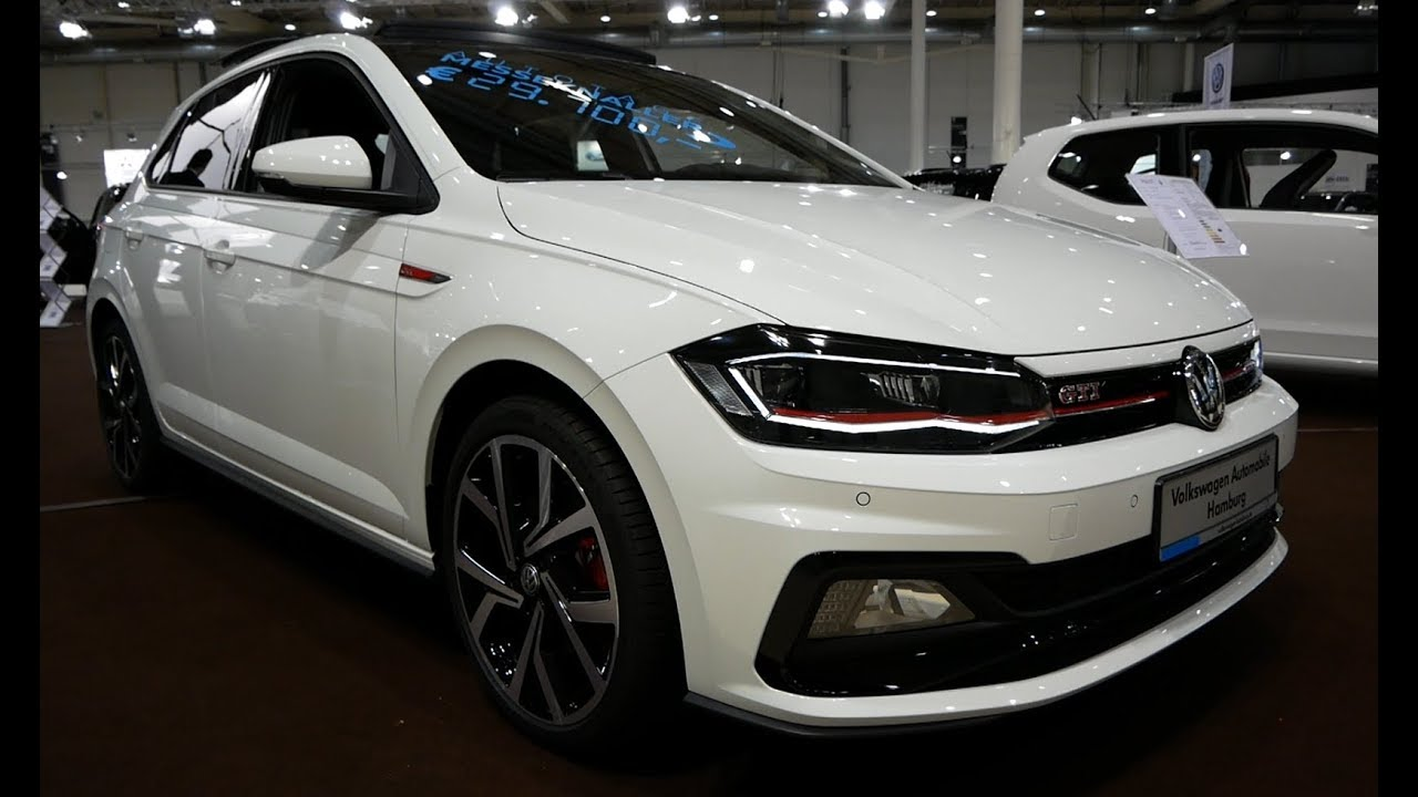 2020 2021 New Vw Polo Gti Exterior And Interior Youtube