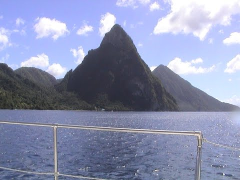 Saint Lucia - part 2 : Island tour by land and sea