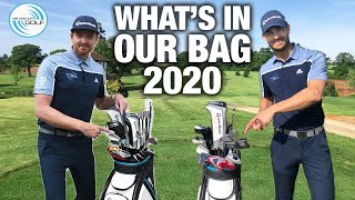 What's In Our Golf Bag 2020 | ME AND MY GOLF