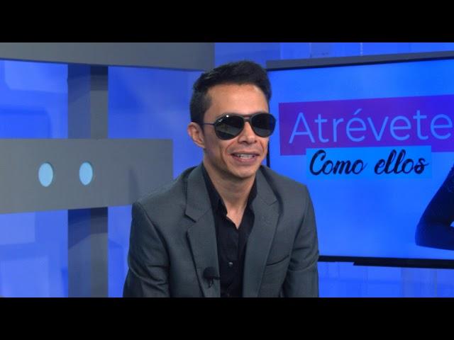 El cantante Gio Beta cuenta su historia - Atrévete - EVTV - 09/14/2019 Seg 3