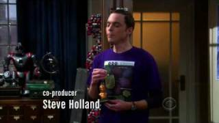 The Big Bang Theory - Merry Newtonmas Everyone!