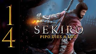 LUGAR SAGRADO - SEKIRO: Shadows Die Twice - Directo 14