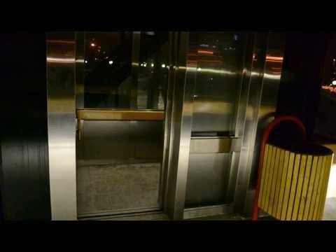 DIRTY ELEVATOR ACTION - OTTAWA TRAIN STATION